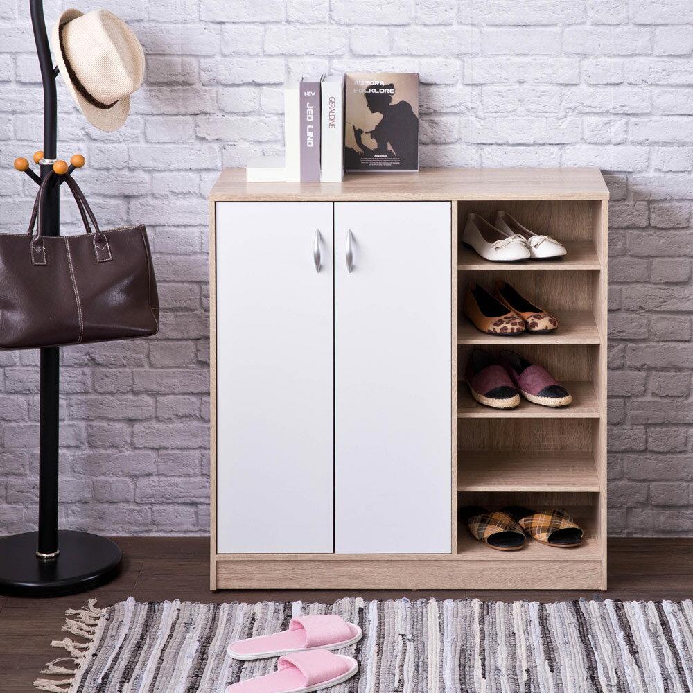 鞋架 / 收納 TZUMii 高點雙門一格鞋櫃 0
