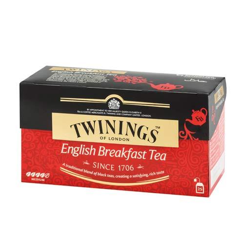 唐寧茶 英倫早餐茶(2gx25入)