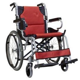 輪椅 鋁合金 康揚 KM-2500L 附贈可調整收合杯架 贈品五選一