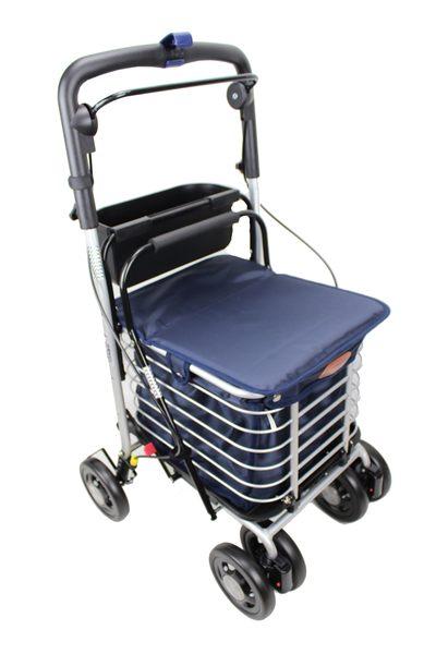 健步車/助行車/菜籃車 銀髮族健步車