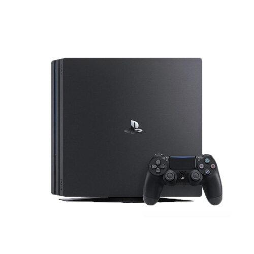 SONY PS4 Pro 1TB CUH-7017BB01 主機+靚影特務:關鍵催化 亞版 中文版
