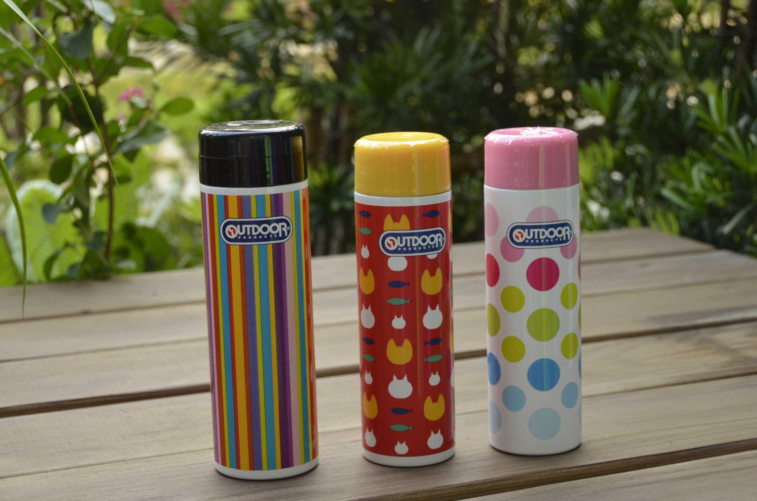 【菲比朵朵】 日本潮牌 Outdoor 保溫瓶(正品)