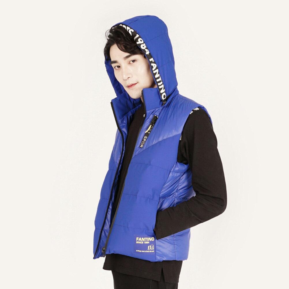 【FANTINO】背心(男)-藍 946305 3