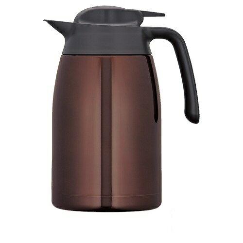 THERMOS 膳魔師 1.5L真空保溫壺 THV-1500-CBW(咖啡色)