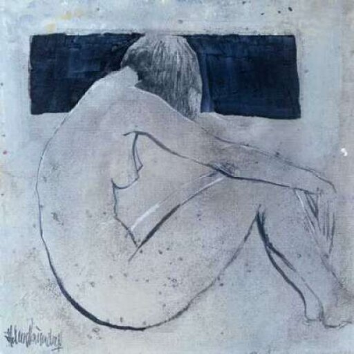 Studies from the nude II Rolled Canvas Art - Heleen Vriesendorp (12 x 12) 96951e278b4517d502a012c9ec2d1511