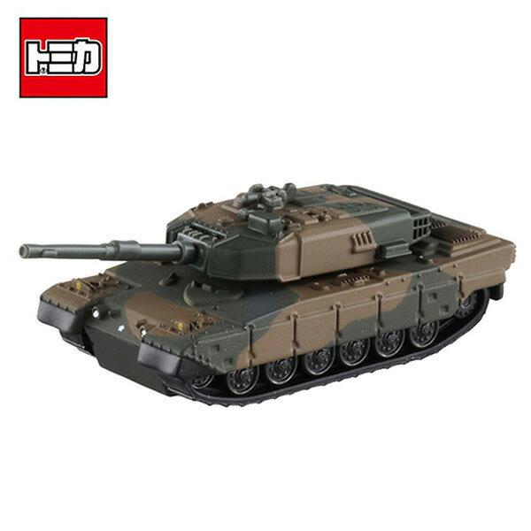 【日本正版】TOMICAPREMIUM03自衛隊90式坦克戰車玩具車多美小汽車-824282