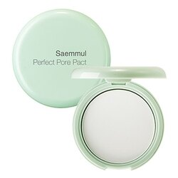【特價優惠】韓國the SAEM Saemmul 零毛孔控油蜜粉餅-12g Saemmul Perfect Pore Pact 【辰湘國際】