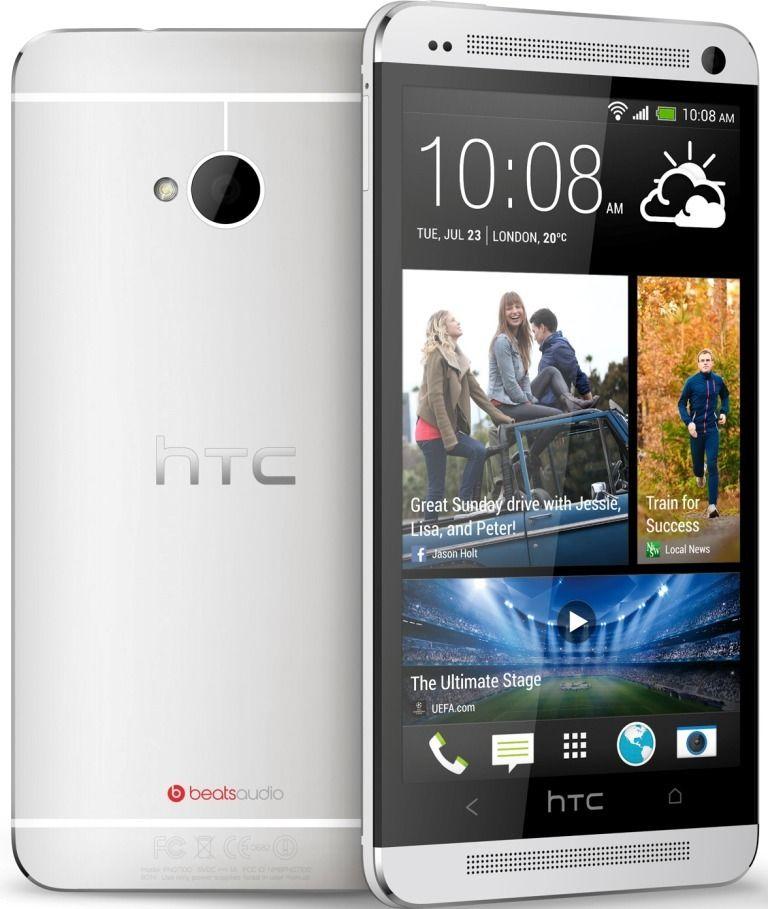 福利品 HTC NEW ONE M7 801E 4.7吋 32G 四核心智慧型手機、僅支援3G上網