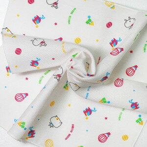 『121婦嬰用品館』朴蜜兒印花手巾1入 0