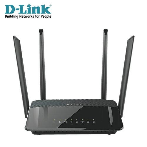 D-Link DIR-842(MU-MIMO) AC1200 雙頻 Gigabit 無線路由器【品牌商品送USB插頭】【三井3C】