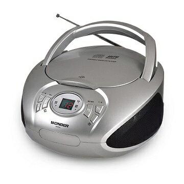 WONDER旺德CD手提音響WHP-51外部音源輸入擴音