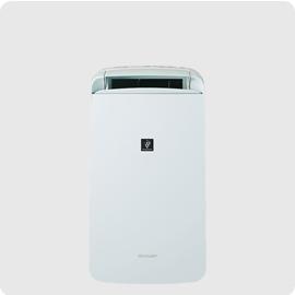 小倉家 夏普 SHARP【CM-N100】除濕機 適用10坪 衣類乾燥 冷風模式 除臭 消臭 連續排水 水箱2.5L 每日最大除濕量10L CM-L100後繼