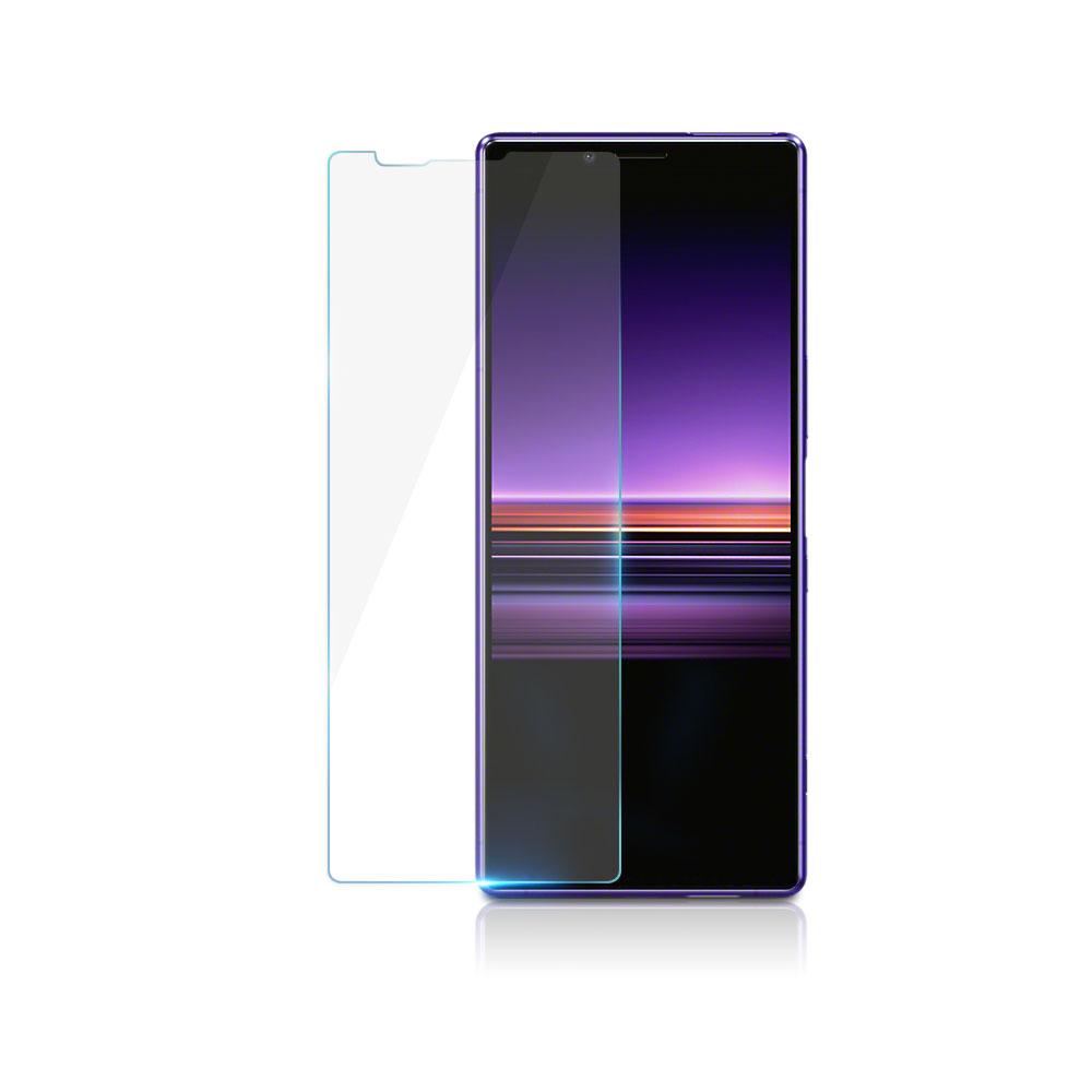 SONY Xperia 『圓一鐵鈽釤鋼化膜』9H日本旭硝子超高清鋼化玻璃保護貼