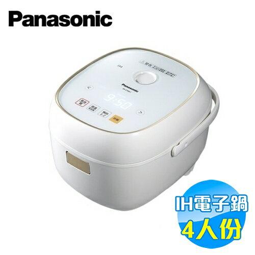 國際Panasonic4人份IH電子鍋SR-KT067