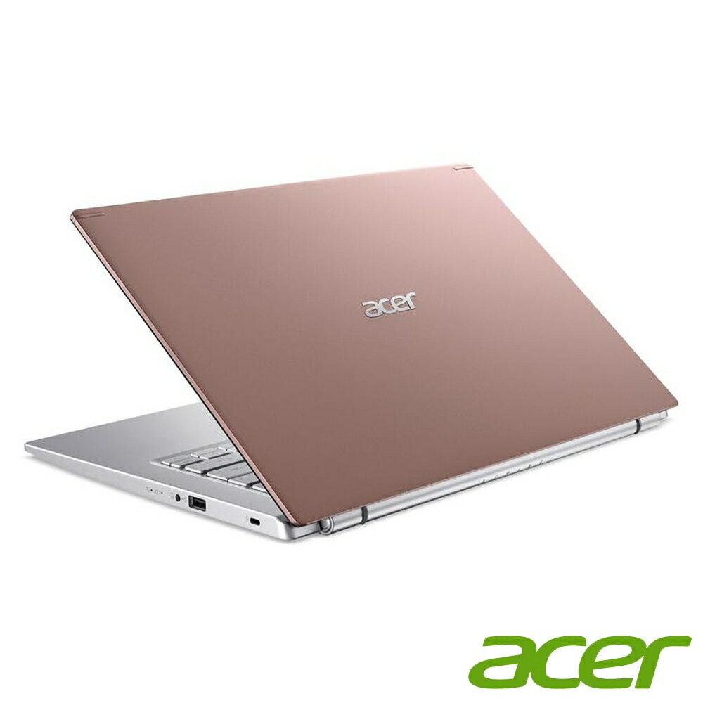 acer Aspire5 A514-54G-521D 粉 宏碁高效能筆電/i5-1135G7/MX350 2G/8G/1TB/14吋FHD IPS/W10/含acer原廠包包及滑鼠
