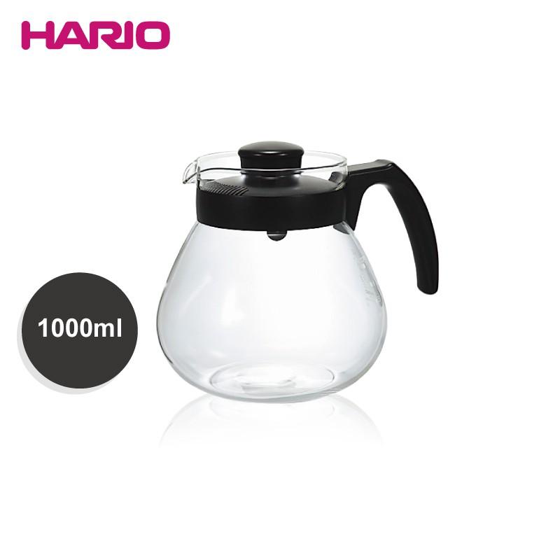 日本 HARIO 小球耐熱玻璃壺-1000ml (TC-100B)