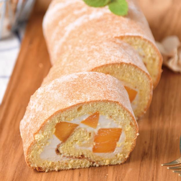 【食感旅程Palatability】芒果生乳捲   / 芒果塔 /  超大塊新鮮芒果 1