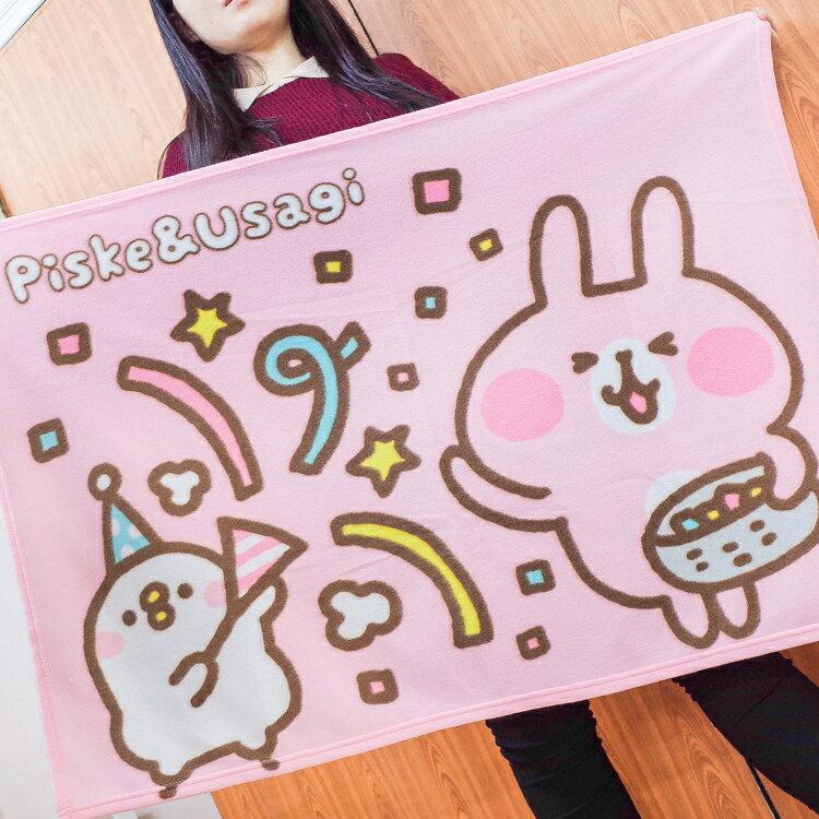 PGS7 卡娜赫拉系列商品 - 卡娜赫拉 Kanahei 小刷 毛毯 毯子 兔兔 P助【SFB71555】