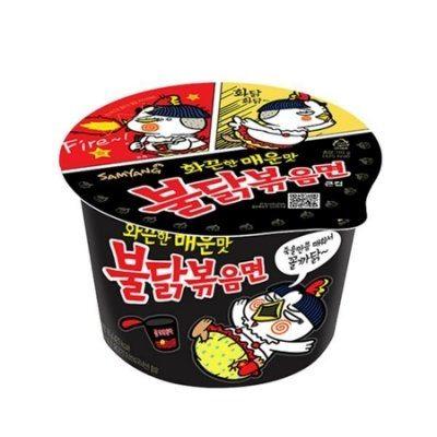 韓國 三養 火辣雞肉風味杯麵(碗麵) 甜園小舖