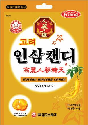 韓國 MAMMOS 高麗人蔘糖(買一送一) 甜園小舖