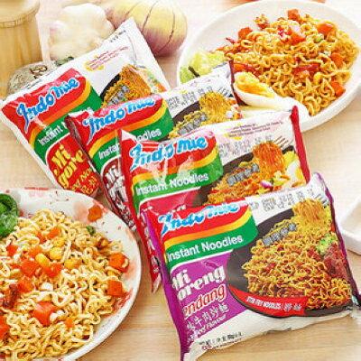 印尼Indomie營多撈麵 全球十大美味泡麵TOP3 甜園小舖