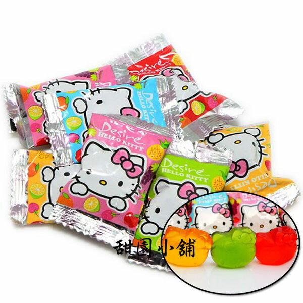 Hello Kitty水果軟糖 300g 甜園小舖