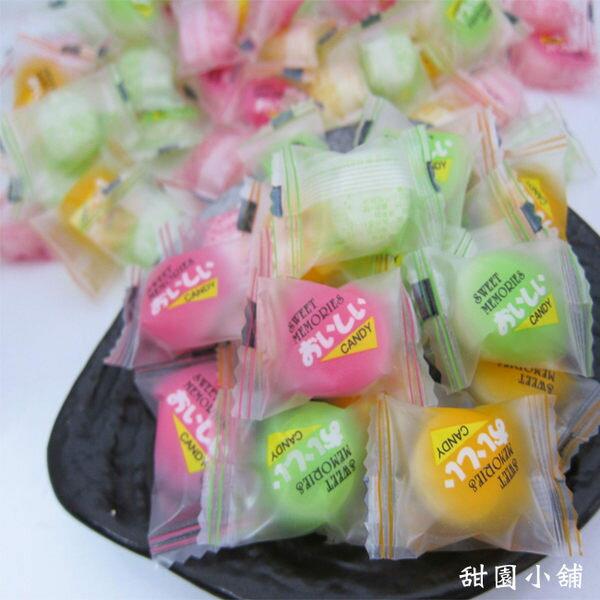 浪漫三色粉彩糖/粉彩水果糖 500g/包