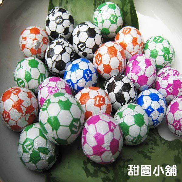 足球巧克力/哈哈球(300g)甜園小舖