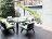OSAKA 大阪 雙人椅 戶外家具【7OCEANS七海休閒傢俱】ESPRESSO 黑褐色 1
