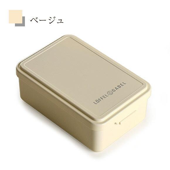 日本製LoFFEL & GABEL 繽紛便當盒 午餐盒  600ml 可微波  / ibplan-sab-2297  /  日本必買 日本樂天代購直送(2538)。滿額免運 /  件件含運 7