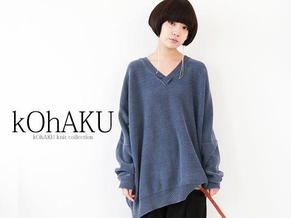 osharewalker 復古風長袖針織衫上衣 / D009D-MI-545。1色(4968)-日本必買代購 / 日本樂天 2