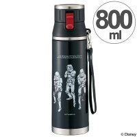 日本直送 Star Wars 星際大戰 輕量型 直飲式 保冷水壺 800ml