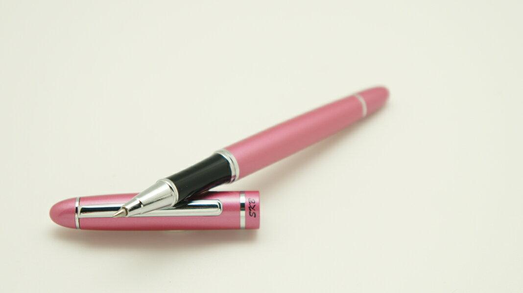 SKB鏡面烤漆鋼珠筆R~2501