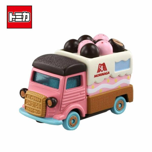 【日本正版】DreamTOMICANO.148森永巧克力餅乾車糖果車玩具車多美小汽車-869771