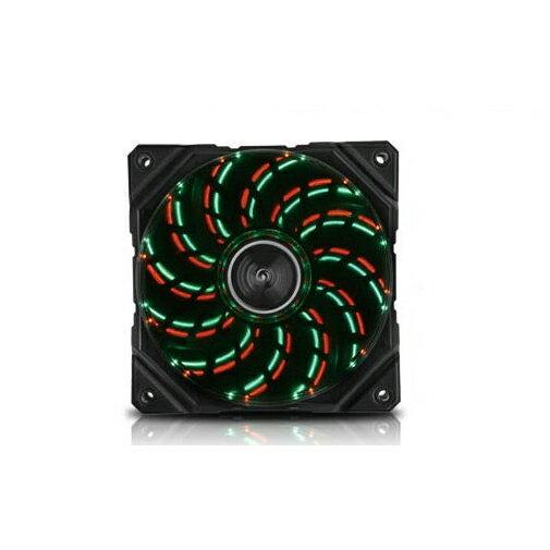 散熱器 ENERMAX安耐美 雙色維加斯電競蝠 電腦周邊 低噪音 風扇 散熱器 LED 燈光 UCDFVD12P