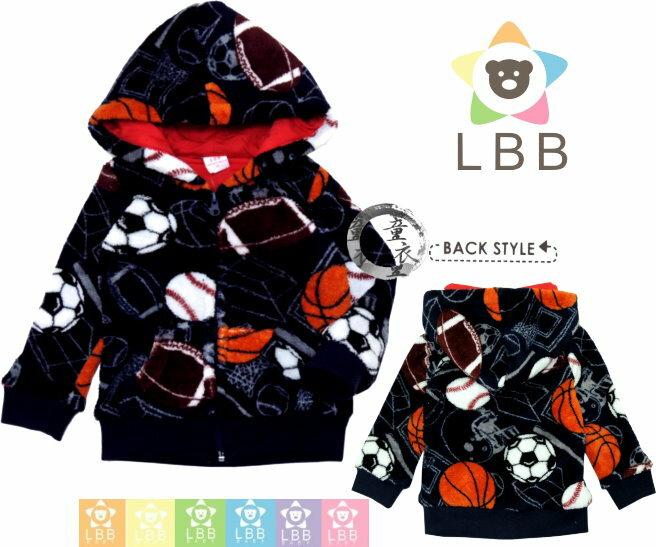 童衣圓~AD021~AD21毛絨外套 LBB 厚綿 毛絨 軟絨 印花 雙層綿 含帽 保暖