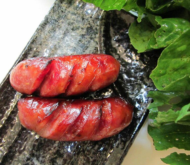 香腸嫂~經濟包豬肉紅麴香腸~300g±5^%