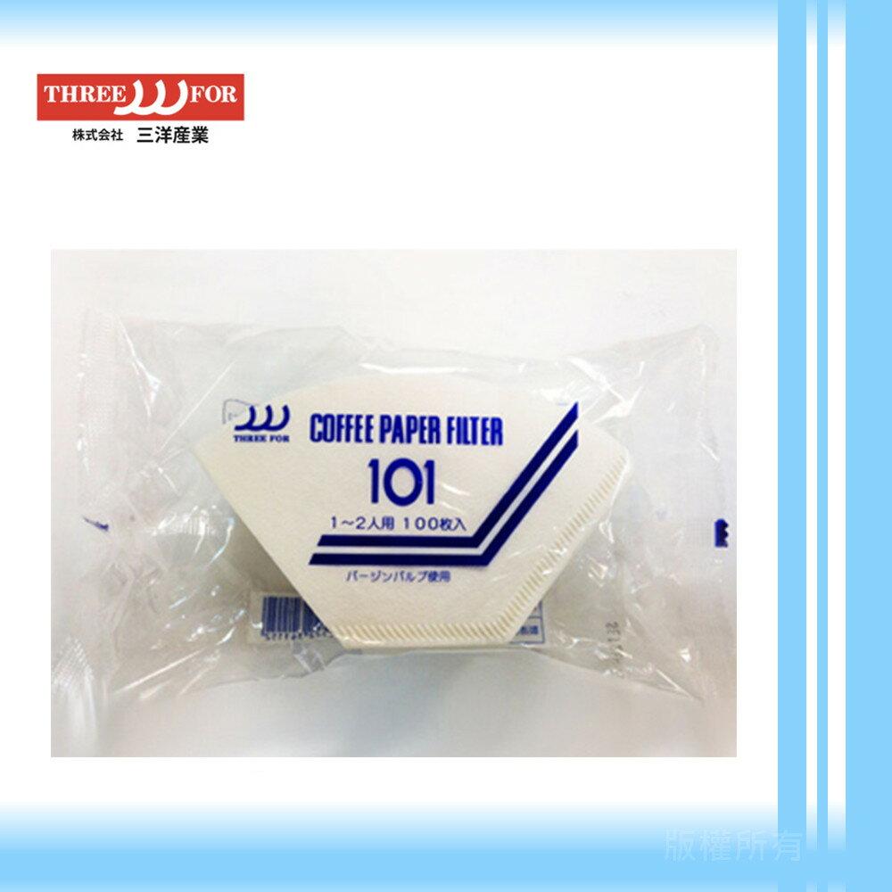 【日本】三洋101系列酵素漂白濾紙