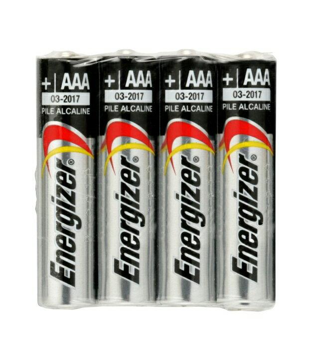 勁量鹼性電池4號4顆