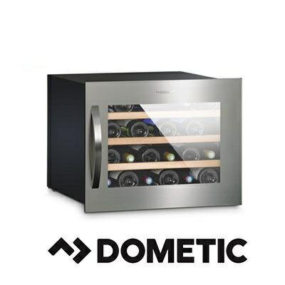 【得意家電】瑞典 DOMETIC  S24G 玻璃門酒櫃(28瓶) ※ 熱線07-7428010 - 限時優惠好康折扣