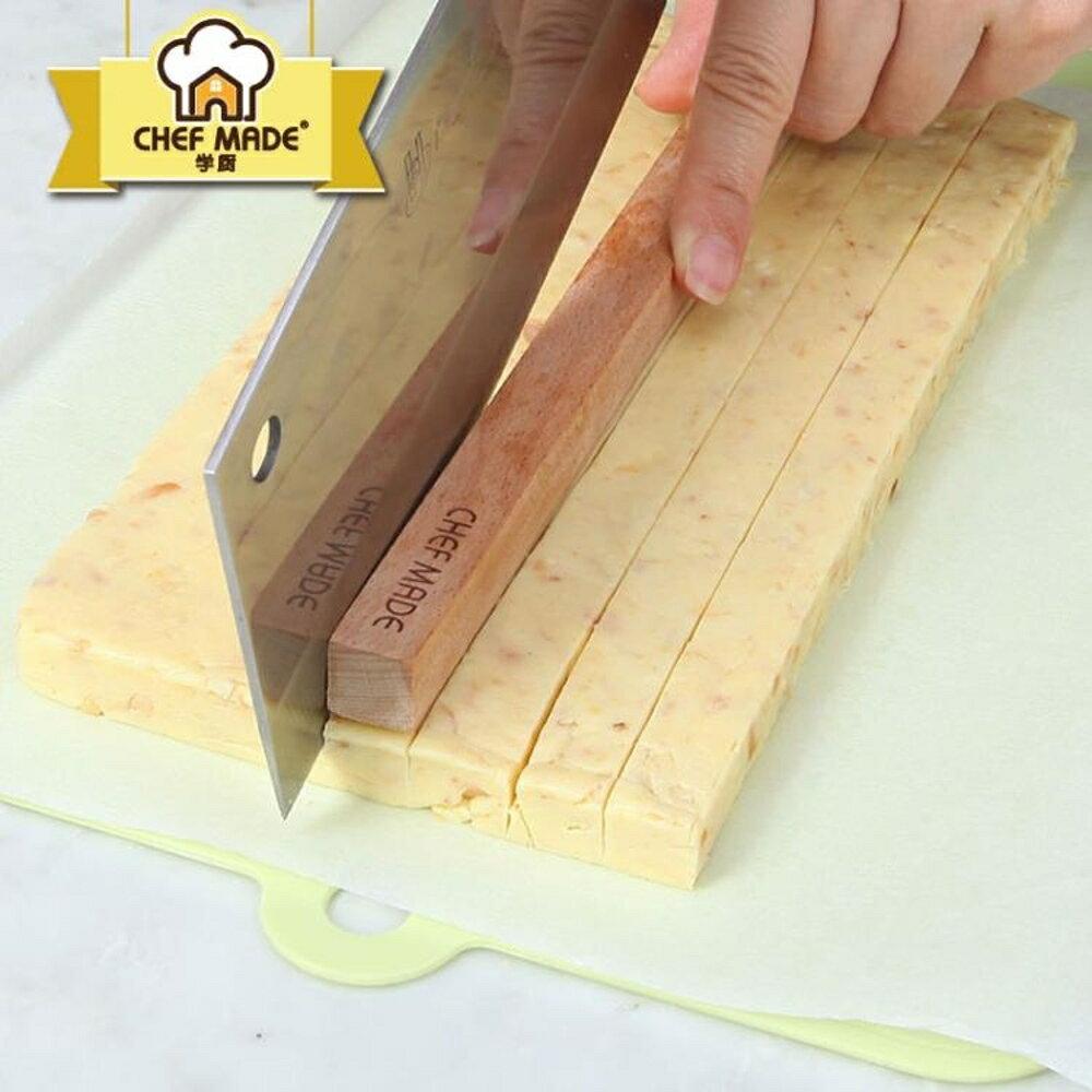 牛軋糖模具雪花酥做牛扎糖的烘焙工具套裝蛋糕捲家用金盤不粘烤盤-享家生活館 YTL 1