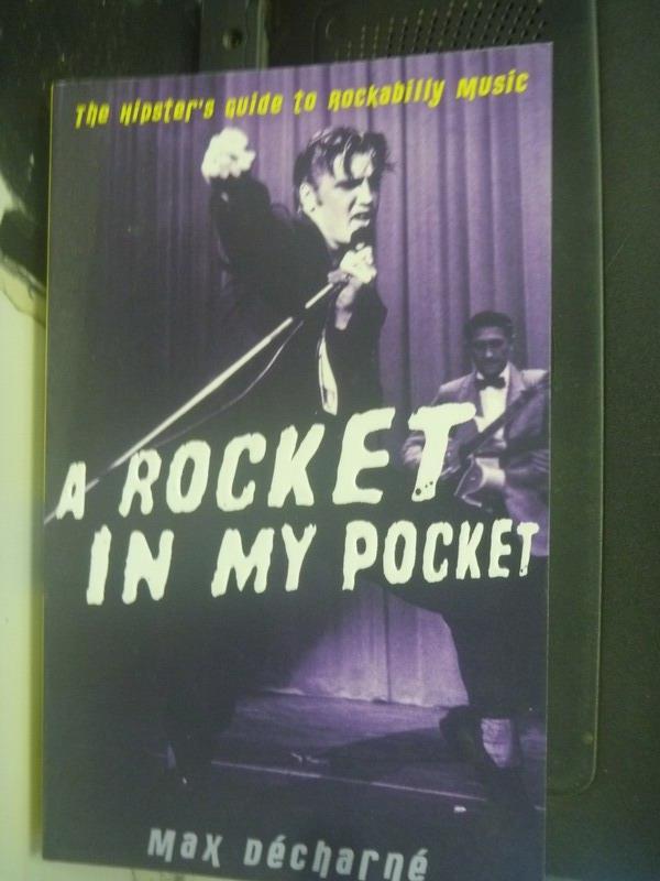 ~書寶 書T3/原文小說_YGU~A Rocket in My Pocket_Max De