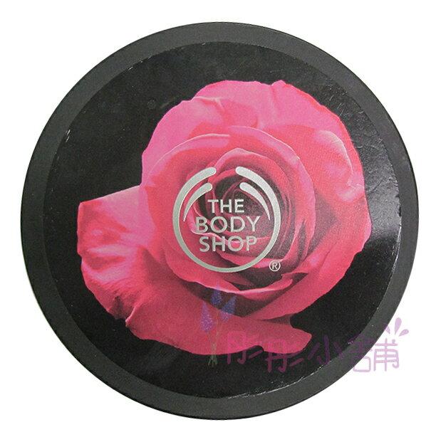 【彤彤小舖】The Body Shop 英皇玫瑰系列 玫瑰嫩膚身體滋養霜 6.75oz / 200ml 原廠真品輸入