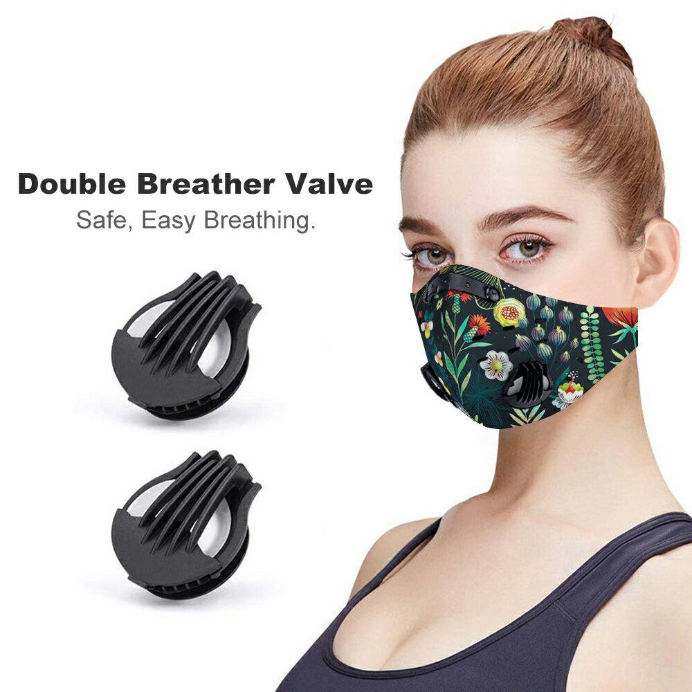 騎行口罩 (附濾嘴10組) 防風防塵 設計師產品