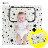 【夏日涼感組合下殺95折】韓國【Borny】3D 嬰兒透氣床墊+初生嬰兒枕 1