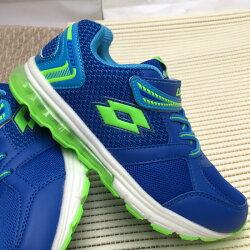 {順順優選}Lotto 樂得.夜光氣墊鞋.慢跑鞋.避震運動鞋.童鞋.5806