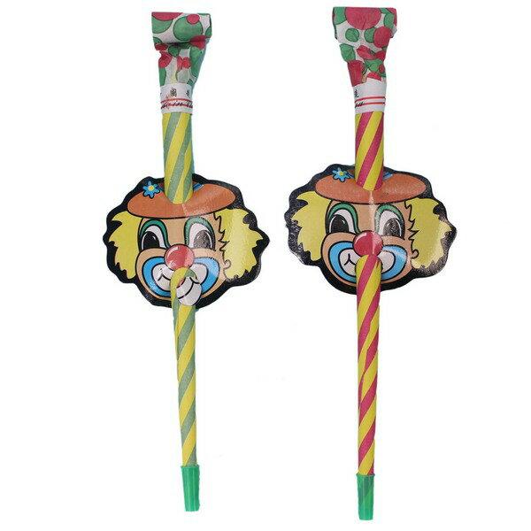 小丑吹龍童玩象鼻吹笛一件600包入(每包2支)共1200支入{促10}~YF8840