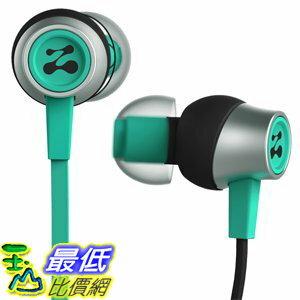 [106美國直購] 耳機 Zipbuds SLIDE Sport Earbuds with Mic (Most Durable Tangle-Free Workout In-Ear Headphone..