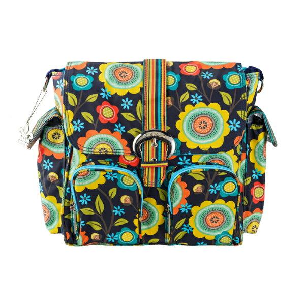 小奶娃婦幼用品:Kalencom-時尚媽媽包雙背系列向日葵