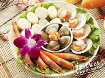 【愛票網】可利亞日式涮涮鍋午餐券(和平/右昌/博愛/花蓮通用)